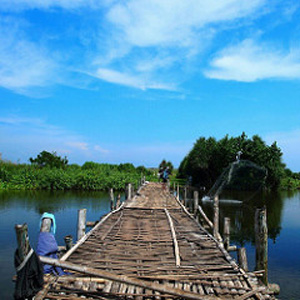 Wisata Pantai Wotgalih Lumajang Tempat Nyaman Tlepuk Kab