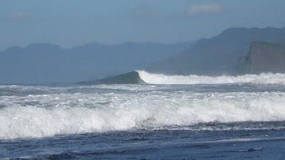 Catatan Dokter Bumi Tempat Wisata Kabupaten Lumajang Pantai Watu Pecak
