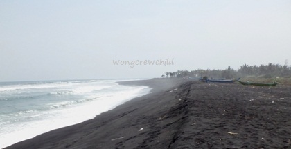 Tragedi Tambang Pasir Pantai Watu Pecak Lumajang Wongcrewchild Lokasi Penambangan