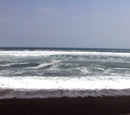 Wisata Pantai Watu Pecak Lumajang Wongcrewchild Lokasi Kab