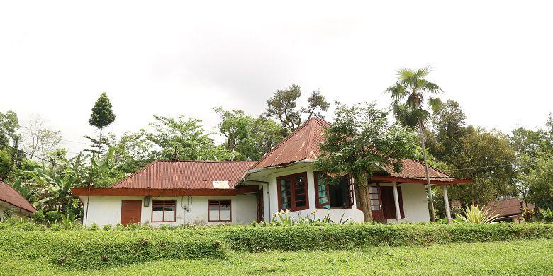 Menginap Rumah Peninggalan Belanda Sejak 1910 Lumajang Area Perkebunan Teh