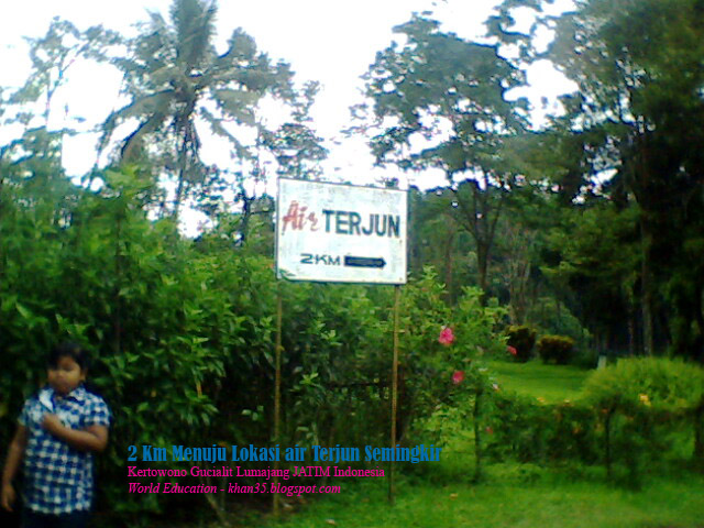 November 2011 World Education Agro Wisata Perkebunan Teh Kertowono Terletak