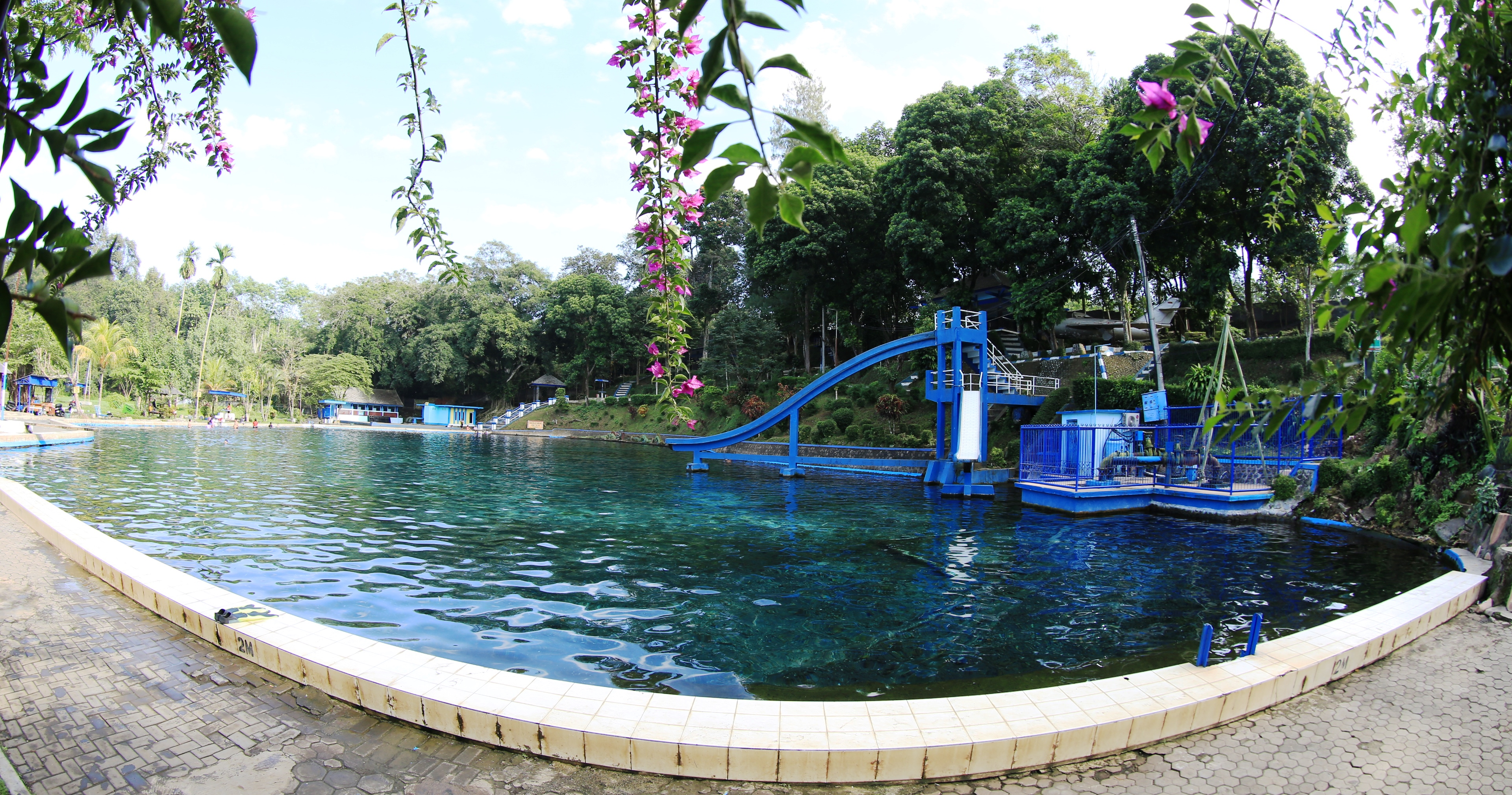 Legenda Selokambang Wisatalumajang Water Park Kawasan Wonorejo Terpadu Kab Lumajang