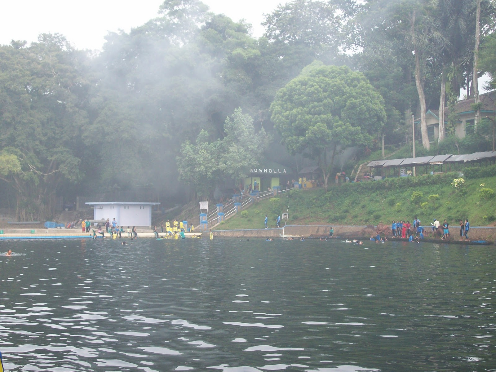 Lumajang Social Hiking Pemandian Alam Awalnya Wilayah Dikenal Selo Kambang