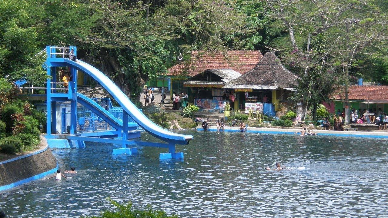 Obyek Wisata Lumajang Tak Lewatkan Youtube Water Park Kawasan Wonorejo