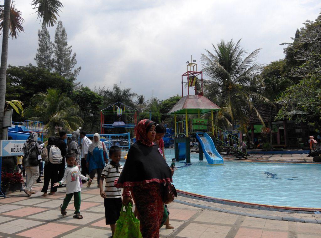 Park Kwt Wonorejo Jadi Jujukan Wisata Keluarga Akhir Pekan Water