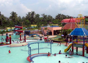 Pesona Wisata Kota Lumajang Jawa Timur Info Waterpark Water Park
