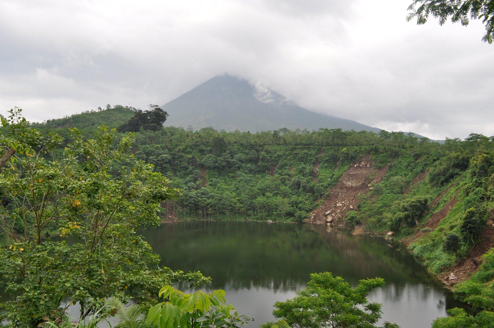 Ranu Lading Tempat Wisata Obyek Terletak Tengah Kebun Kopi Peninggalan