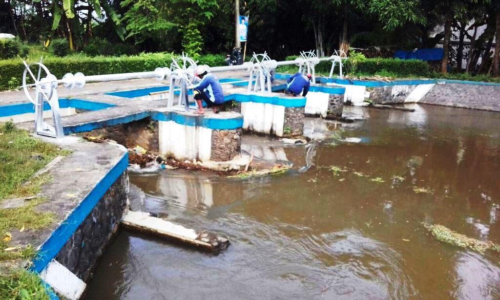 Sippon Bondoyudo Wisatalumajang Water Park Kawasan Wonorejo Terpadu Kab Lumajang
