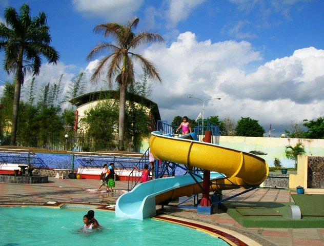 Water Park Kwt Kawasan Wonorejo Terpadu Tempat Wisata Kab Lumajang
