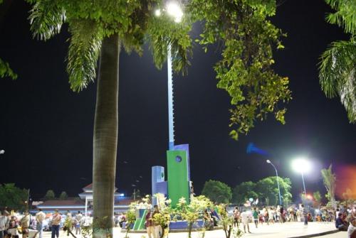7 Wisata Malam Madiun Recommended Alun Kota Kab