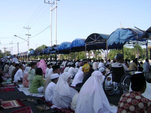 Alun Kota Madiun Madya Kab