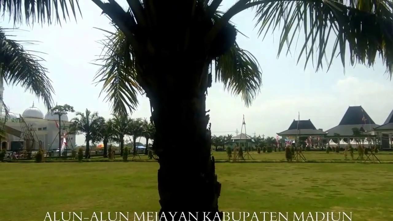 Alun Mejayan Kabupaten Madiun Kemesraan Disana Youtube Kota Kab