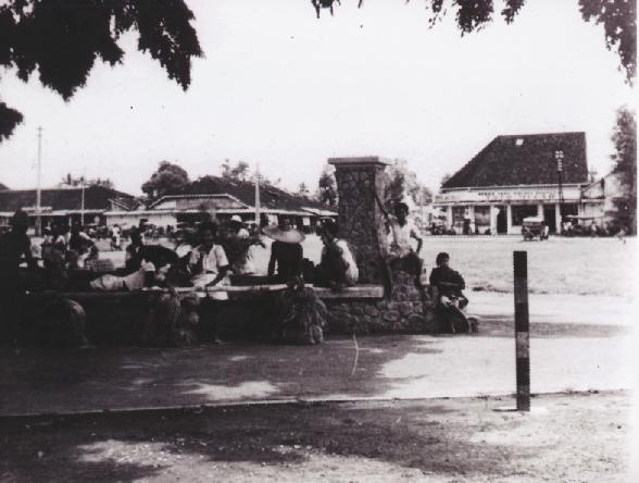 Koleksi Foto Jadul Kota Madiun Tempo Dulu Alun 1919 Kab