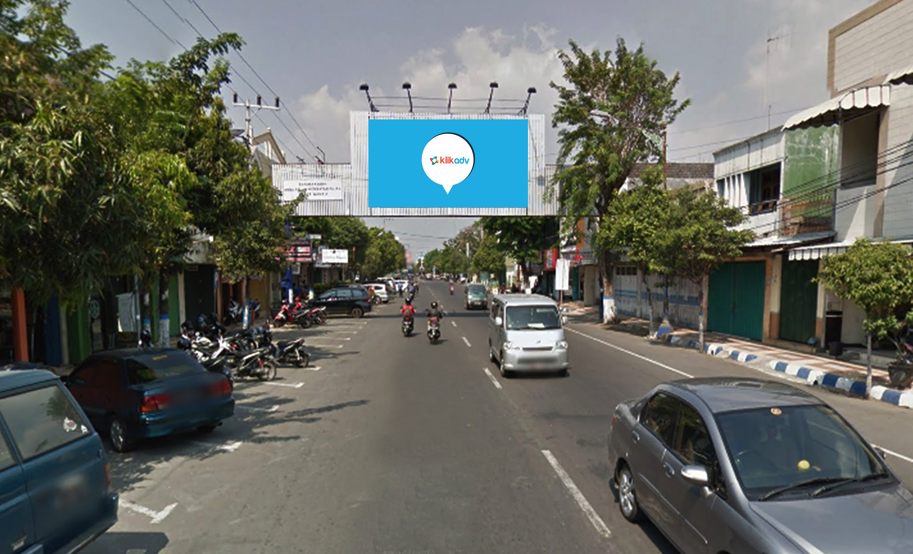 Sewa Billboard Jawa Timur Kota Madiun Jl Kolonel Marhadi Alun