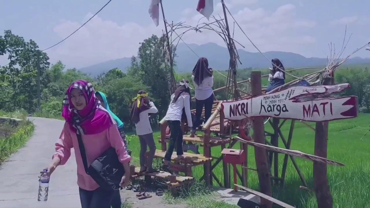 Desa Wisata Brumbun Amoeba Selfie Spot Youtube Tubing Adventure Kab