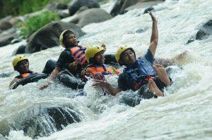 Desa Wisata Brumbun Wungu Madiun Jawa Timur Susur Sungai Sungainya