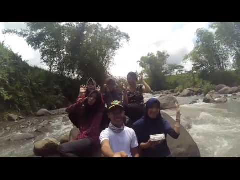 Elsi Macrame Main Desa Wisata Brumbun Youtube Fany Kartika Vlog