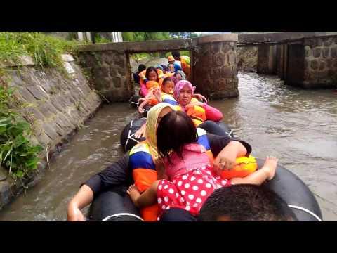 Elsi Macrame Main Desa Wisata Brumbun Youtube Tubing Adventure Madiun