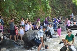Pengunjung Desa Wisata Brumbun Capai 2 000 Perhari Pewarta Madiun