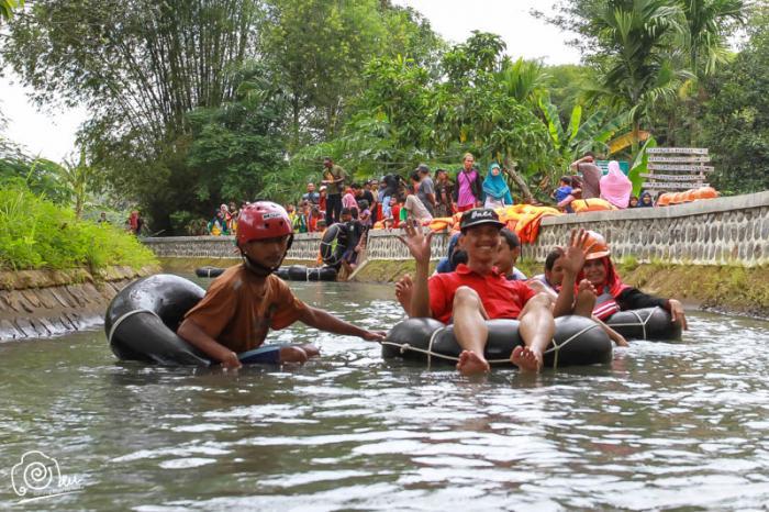 Semangat Karang Taruna Desa Wisata Brumbun Mewujudkan Mimpi Oleh Kelen
