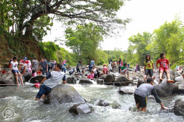 Semangat Karang Taruna Desa Wisata Brumbun Mewujudkan Mimpi Oleh Menjaga