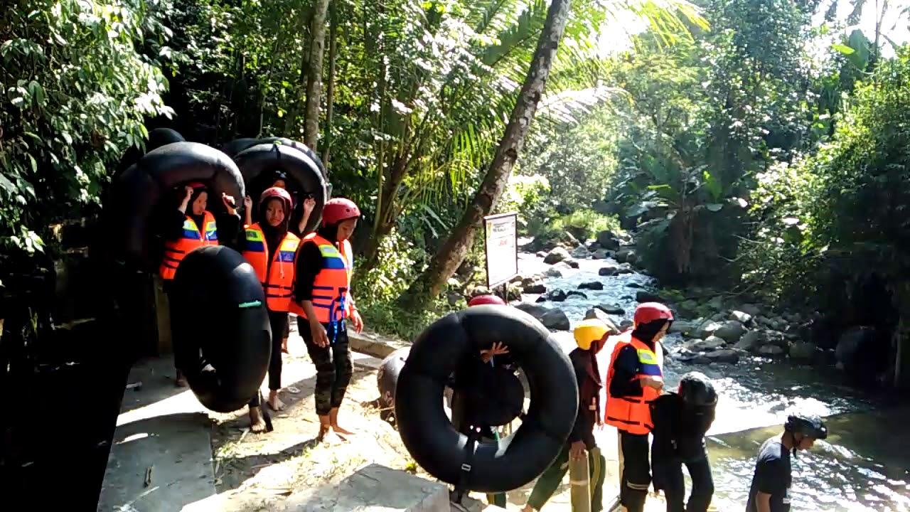 Tubing 3 Desa Wisata Gadingsari Megelang Youtube Brumbun Adventure Kab