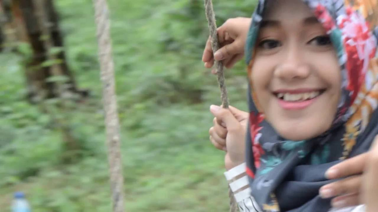 Wisata Hutan Pinus Nongko Ijo Kare Kabupaten Madiun Youtube Kab