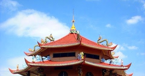 Bangunan Kuno Madiun 2 Klenteng Tri Dharma Kab