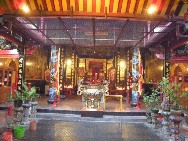 Penerbit Menara Madinah Klentenghwie Ing Kiong Madiun Klenteng Tri Dharma
