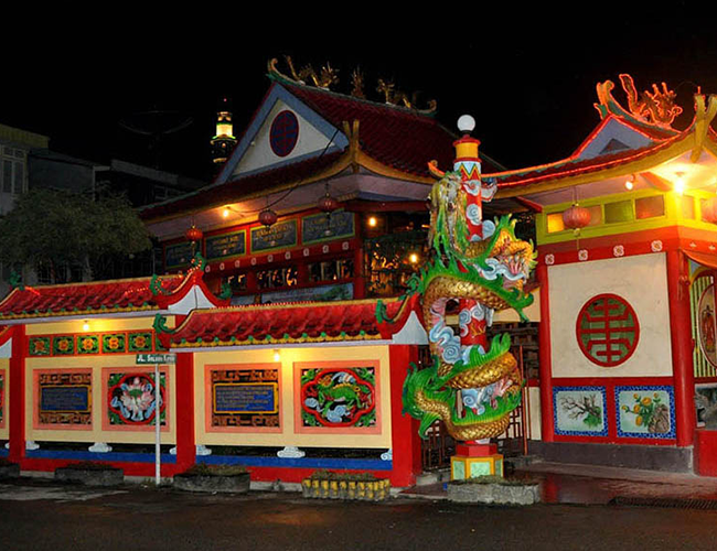 Vihara Tri Dharma Bumi Raya Toptier Report Problem Klenteng Madiun