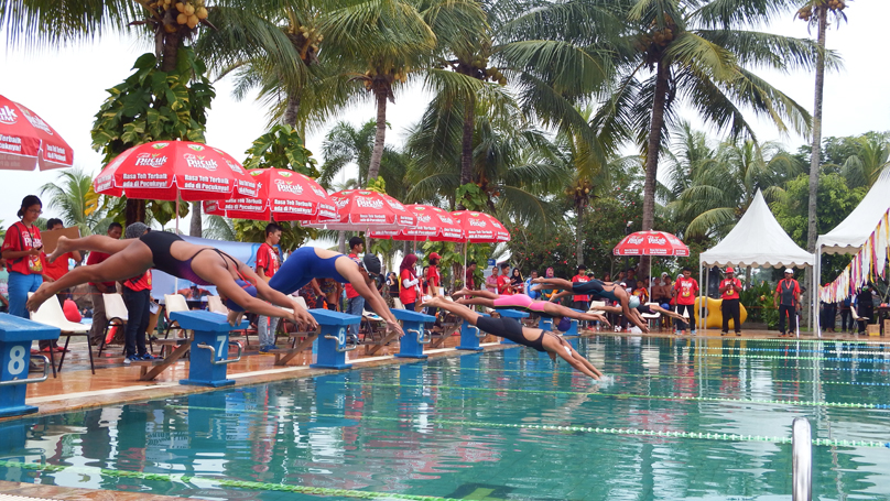 2016 Jakarta Swimming Info Citra Raya Competition Kolam Renang Piranha