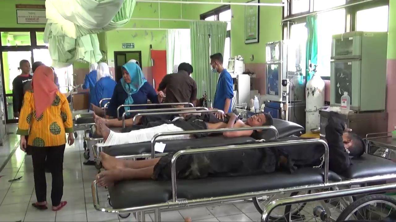 Madiun Laman 2 1 Korban Meninggal Dunia Perawatan Rumah Sakit