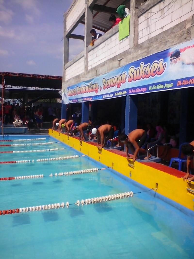 Olahraga Piranha Sc Target Juara Umum Cup Xi Rri Kolam