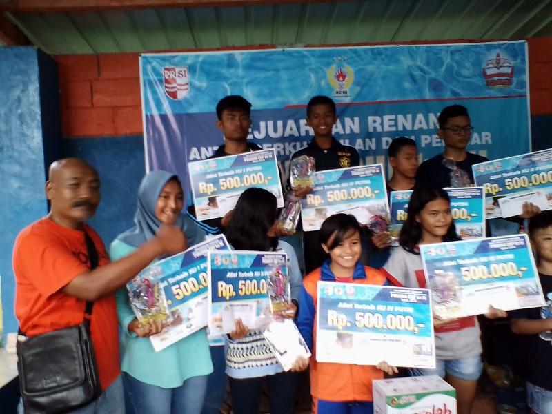 Olahraga Timbul Sc Juara Umum Antar Perkumpulan Se Jatim Piranha