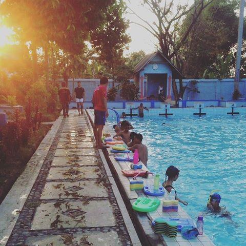 Tirta Mulya Swimming Club Tirtamulya Nganjuk Instagram Photos Kolam Renang