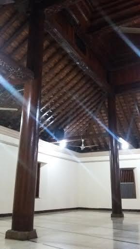 Masjid Besar Kuno Taman Madiun Tua Peninggalan Abad 18 Terlihat