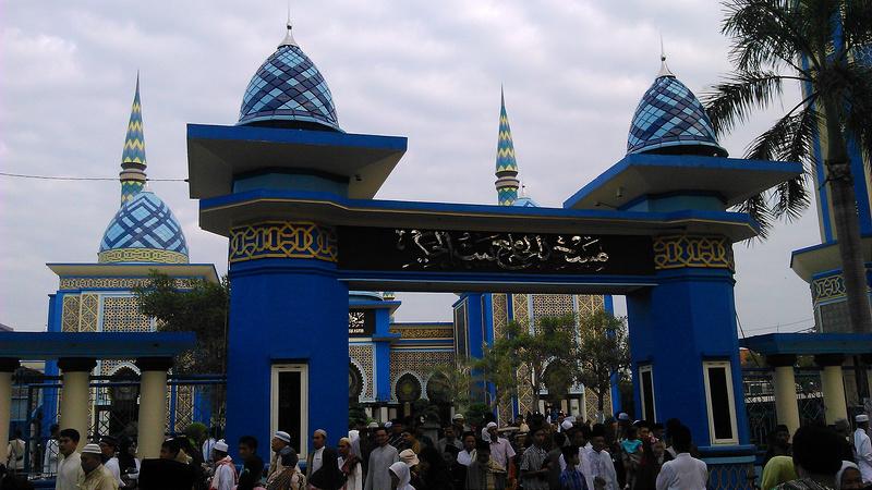 Indonesian Mosque 2nd Page 11 Skyscrapercity Masjid Agung Baitul Hakim