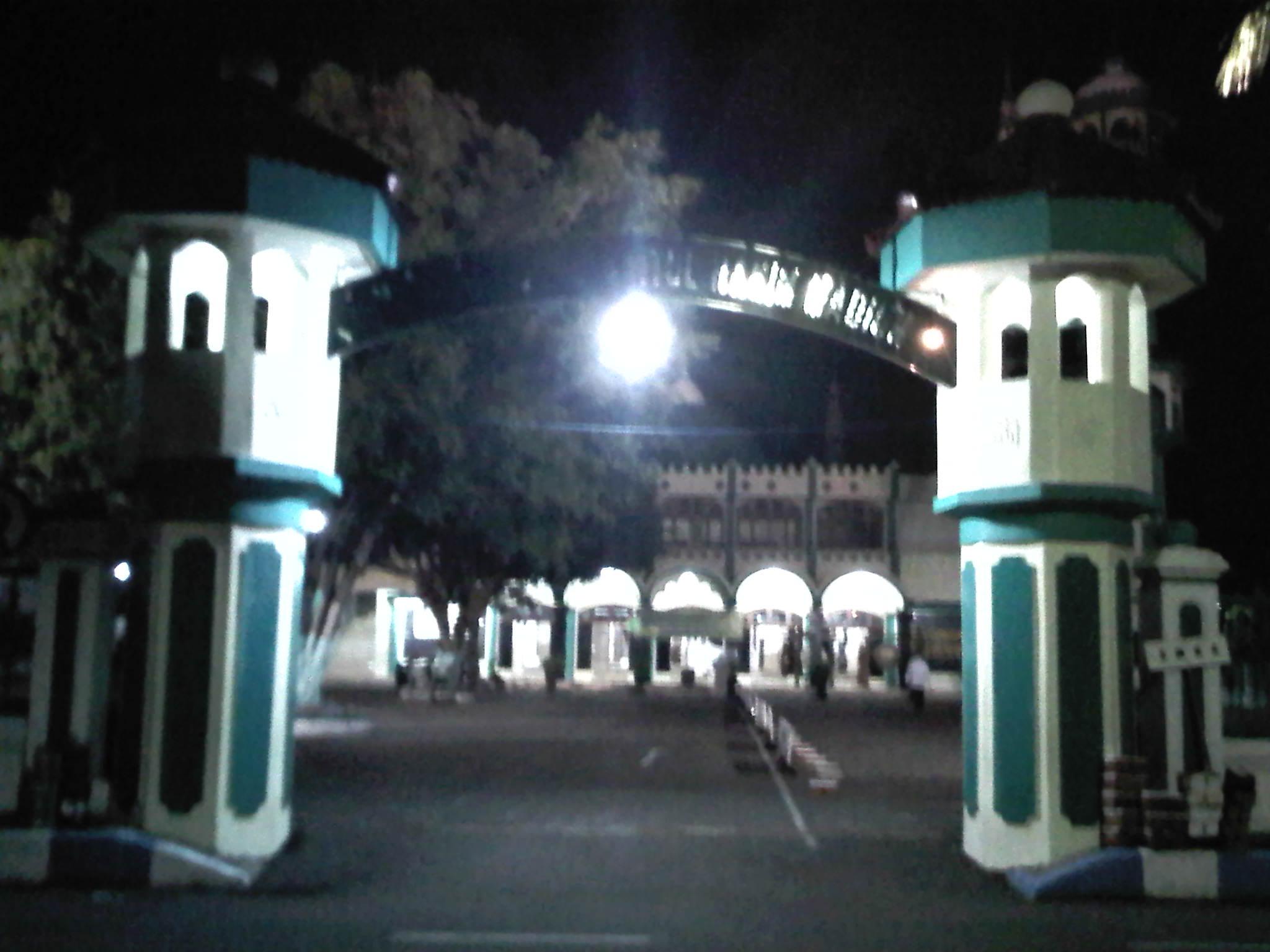 Journey Center Memory Sebuah Perjalanan Masjid Agung Baitul Hakim Menorehkan