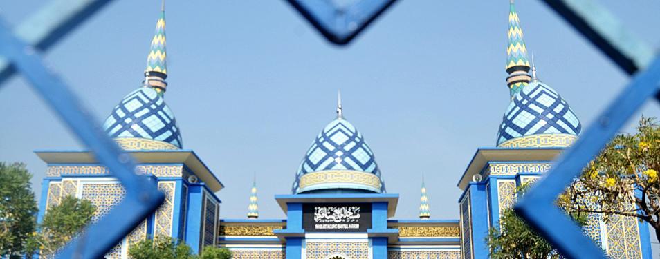 Kamilah Travel Tour Ponorogo Madiun Magetan Masjid Agung Baitul Hakim