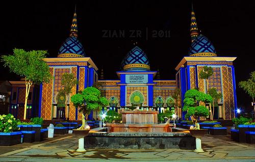 Kota Madiun Endahsetia 6336071431 C183c3b2be Masjid Agung Baitul Hakim Kab