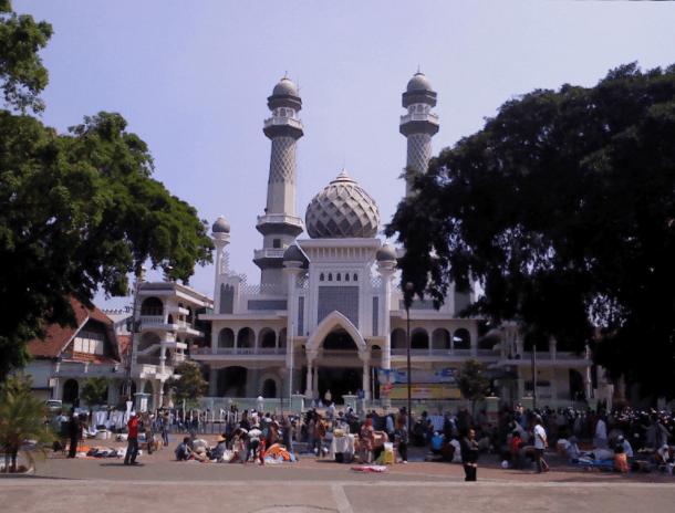 Kubah Masjid Page 23 Kontraktor Detail Bangunan Agung Malang Rahasia