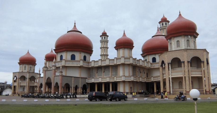 Kubah Masjid Page 6 Kontraktor Baitul Makmur Termegah Pantai Barat