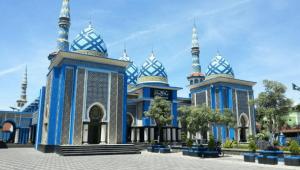 Masjid Agung Baitul Hakim Madiun Kota Salah Satu Tua Bersejarah