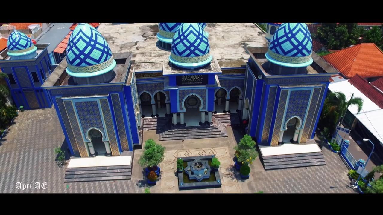 Masjid Agung Baitul Hakim Madiun Youtube Kab