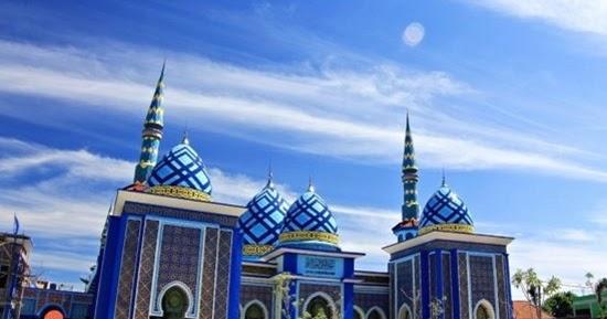Singgah Masjid Agung Baitul Hakim Kota Madiun Kab