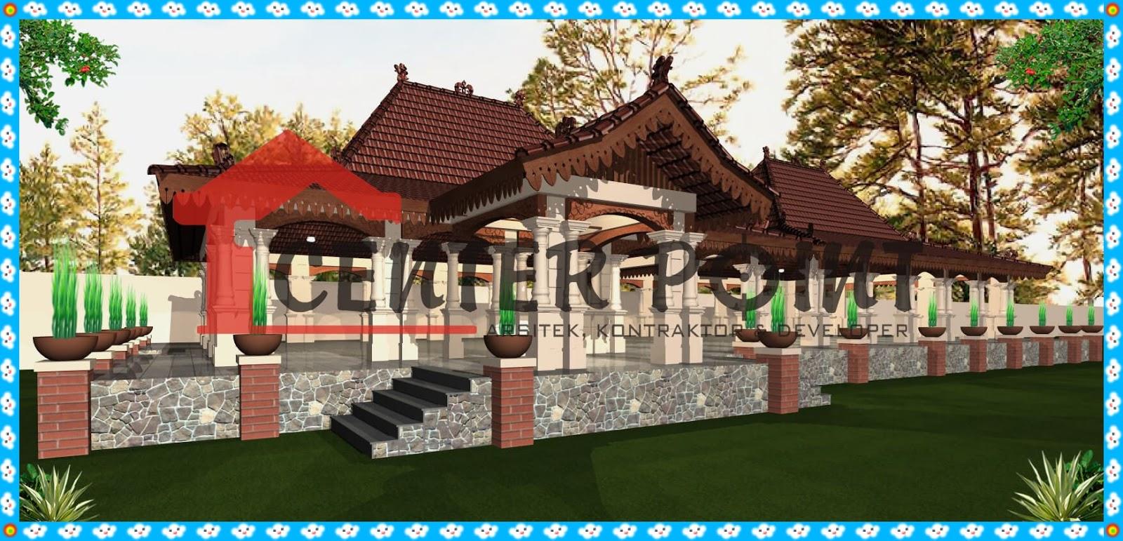 Jasa Arsitek Madiun Professional Murah Gambar Rumah Etnik Masjid Kuno