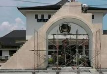 Jejak Pangeran Timur Masjid Kuno Kuncen Madiun Nusantara News Patung