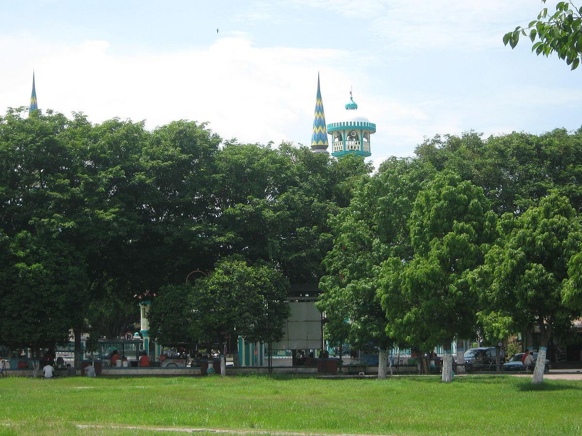Kota Madiun Wikipedia Bahasa Indonesia Ensiklopedia Bebas Masjid Kuno Kuncen