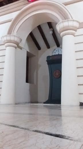Masjid Besar Kuno Taman Madiun Tua Peninggalan Abad 18 Bagian